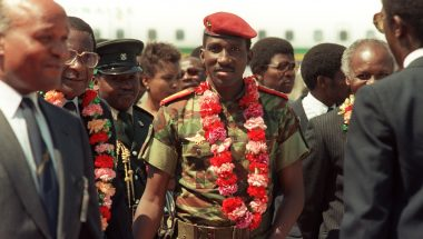 Burkina Université Thomas Sankara
